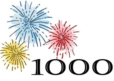 1 000 facebook fans
